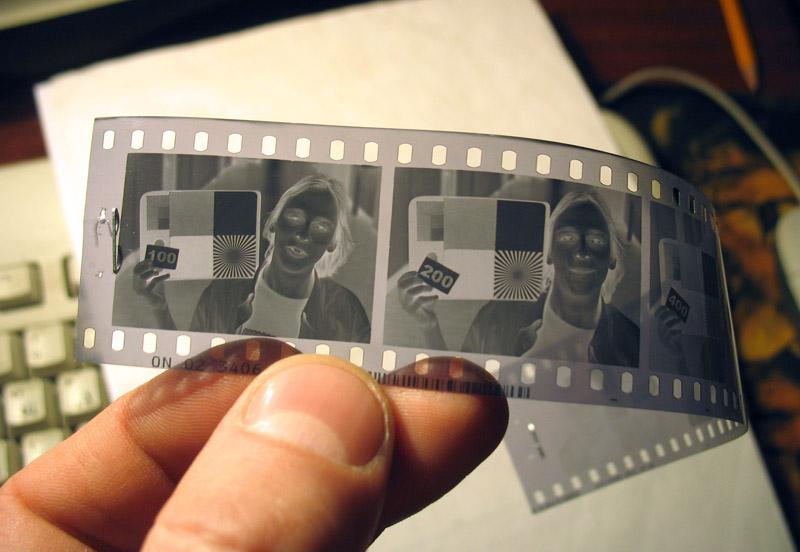 Как сделать киноплёнку